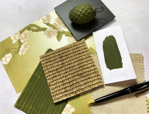Colour Trends : Olive